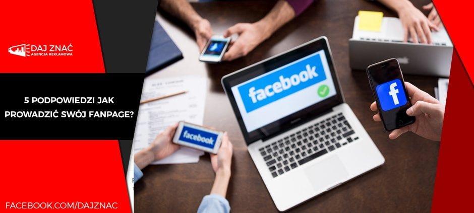 Prowadzenie konta firmowego na facebooku w Nowym Sącz