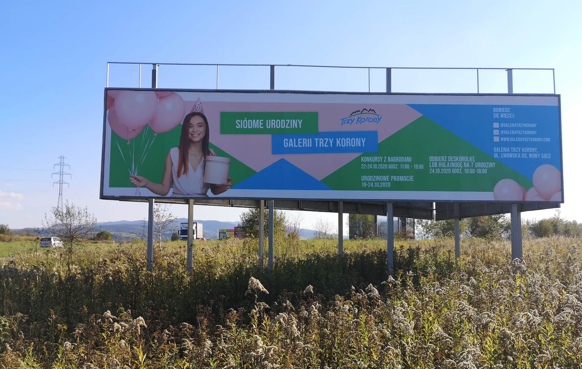 You are currently viewing Udana kampania na billboardach w Nowym Sączu?